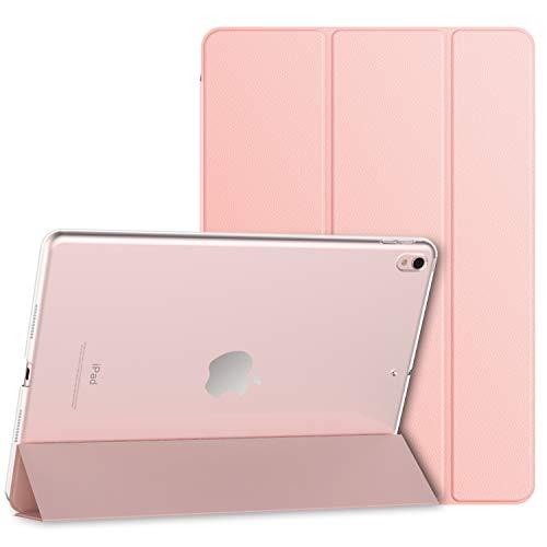 """JETech Custodia per nuovo iPad Pro 10,5"""" 2017 Case Cover (Apple New iPad Pro 2017), Auto Sveglia/Sonno (Oro Rosa)"""