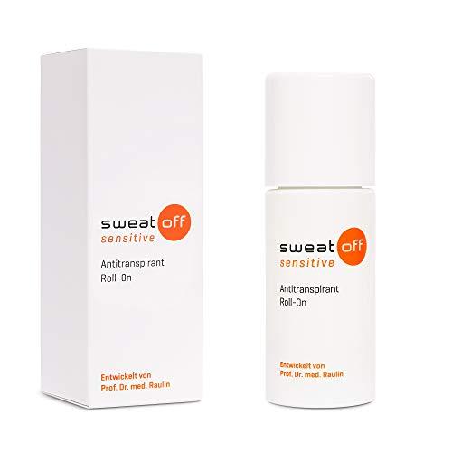 SWEAT-OFF sensitive Antitranspirant Roll On, gegen Schwitzen, 50ml