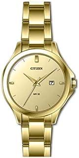 Citizen Women's Metal Analog Wrist Watch HZ0002-51P
