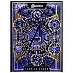 Baralho Vingadores - Infinity Saga