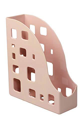 Dello 6023W.0006 Porta Revistas, Rosa Pastel, 245 x 87 x 280 mm