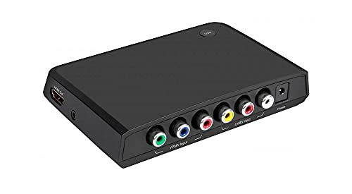 All-in-1 Digital HDMI Componet HD Composite RCA DVR Recorder