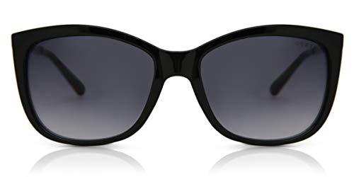 GUESS SUN GF6026 01B 58 17 135, occhiali, nero