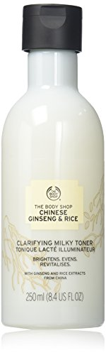 The Body Shop Milky Toner Ginseng & Rice