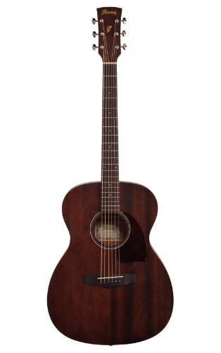 Ibanez PC12MHOPN PC12MHOPN Grand Concert Acoustic Guitar, Open Pore Natural