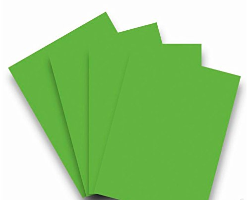 50 Blatt Qualitätspapier / Farbpapier / Kopierpapier A4 GRÜN 80g/qm Coloraction