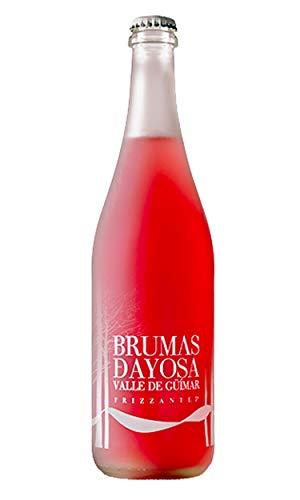 Vino BRUMAS DE AYOSA Frizzante Rosado 75 cl. Producto Islas Canarias.