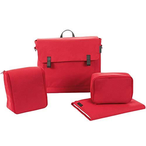Bébé Comfort luiertas Modern Bag Levendig Rood