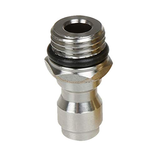 Yardwe - Verbindungsstücke für Hochdruckreiniger in Silber, Größe Größe 1