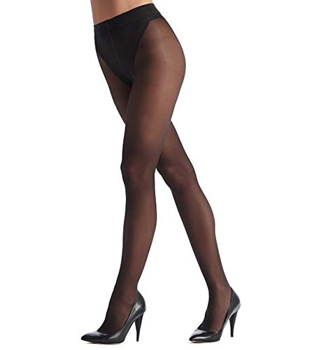 Pierre Cardin Women's Compression Anti Cellulite Silky Sheer Tights 40Den 150Den