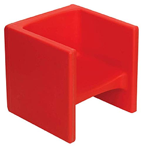 Children's Factory Cube Chair for Kids, Flexible Seating Classroom...