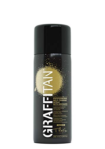 That´So - Graffitan Spray Autobronceador Profesional con Broncer 10% Dha, 250 ml
