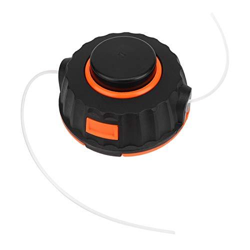 zhuolong Mover césped de jardín, Accesorio de Repuesto para Cabezal de Corte para desbrozadora Husqvarna P25