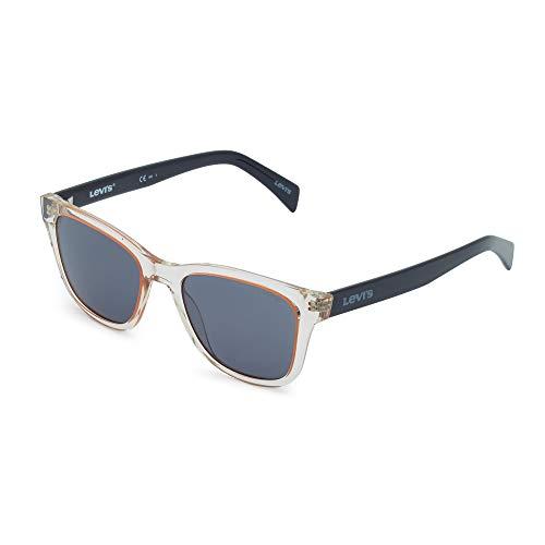 LEVI'S EYEWEAR LV 1002/S Gafas, Yellow, 53 Unisex Adulto