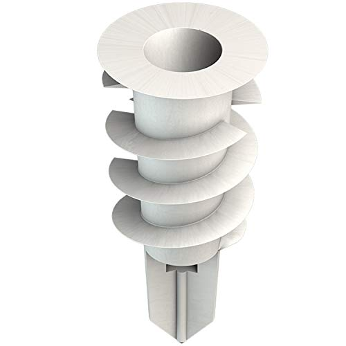 TOX Gipskartondübel Spiral 32 mm, 50 Stück, 068100231