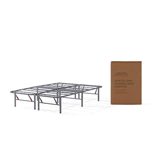 Nooz Nueva Base de Cama Plegable Essential, Queen Size