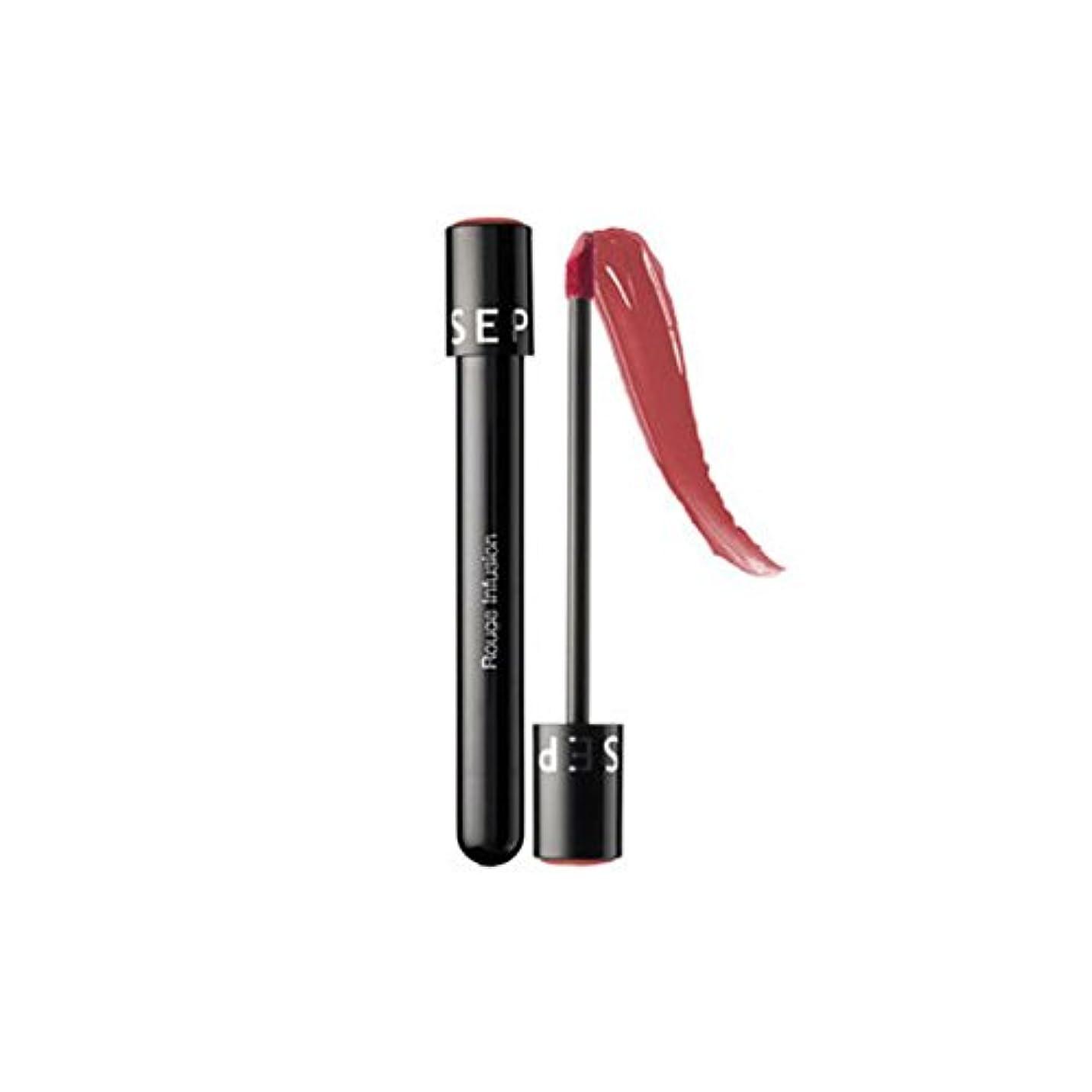 思いやり無臭添付SEPHORA COLLECTION ルージュリップステイン輸液- Rosewood Elixir, Rouge Infusion Lip Stain, 0.152 oz / 4.3g [並行輸入品] [海外直送品]