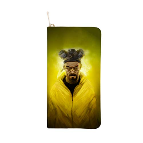 Breaking Bad Backpack Small Exquisite Wallet Large Capacity Moneybag Simple and Chic Purse Cute and Small Moneybag Beautiful Exquisite Purse Unisex (Color : A03, Size : 19.7 X 10 X 2.3cm)