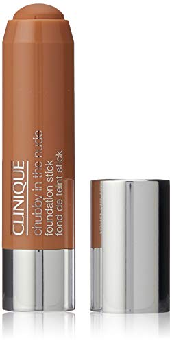 Clinique Chubby in the Nude Foundation Stick – # 15 Bountiful Beige for Women Foundation 0.21 oz
