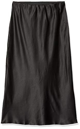 SIMPLY BE Vrouwen Rok Ladies Satin Column Midi Skirt