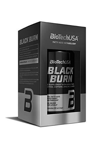 Biotech Black Burn 140 g
