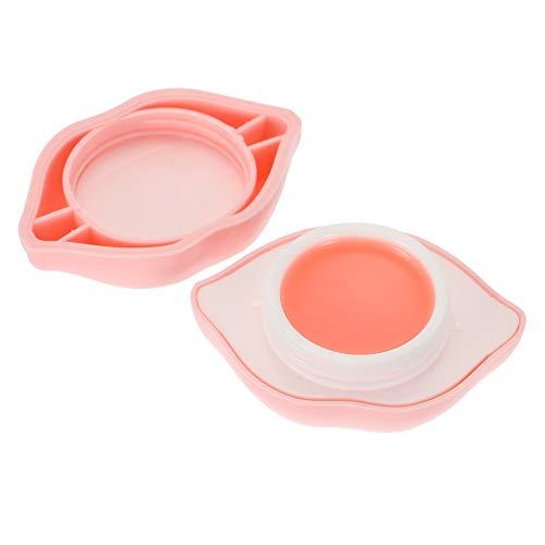 EXCEART 2 Piezas de Máscara para Dormir de Labios Hidrata Durante La Noche Exfoliante de Labios Exfoliante Hidratante de Labios para El Cuidado del Tratamiento de Labios