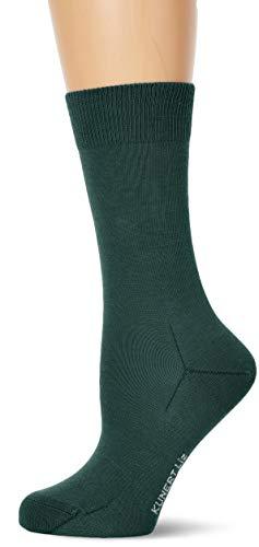 KUNERT Damen Liz Socken, Grün (Bottle Green 5740), (Herstellergröße: 39/42)