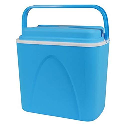 Deuba Kühlbox 24 Liter - mit Tragegriff und Open/Lock-Funktion
