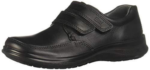 Flexi Mcqueen 402103 Negro Zapatillas para Hombre, Color Negro, 20.5