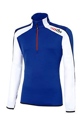 Zero Rh+ Furggen, Abbigliamento Man Snow Jersey Uomo, Cobalt Blue/White/Black, XXXL