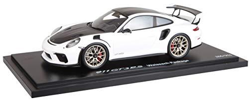 Porsche 911 (991 II) GT3 RS Weissach Package Weiß 1:18 Limited Edition