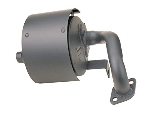 Mr Mower Parts Muffler Replaces Snapper 7074453, 7074453YP, 74453