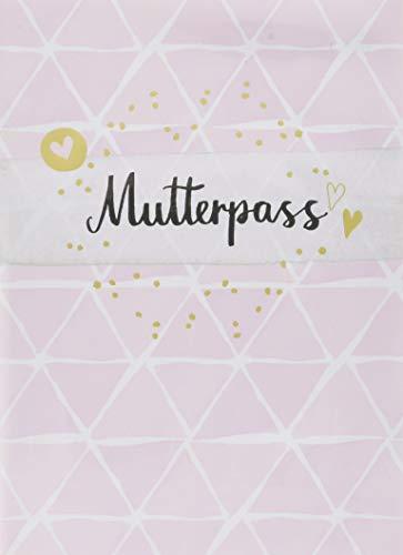 Mutterpasshülle - Mutterpass (rosa) (Alben & Geschenke fürs Baby)
