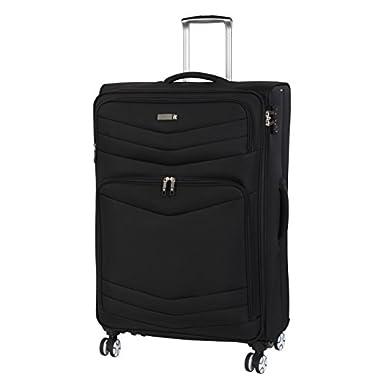 it luggage Intrepid 31.7  8 Wheel Spinner, Black