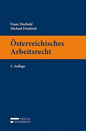 Österreichisches Arbeitsrecht