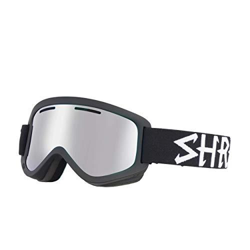 Shred Wonderfy Eclipse Platinum Skibrille, Black, Einheitsgröße