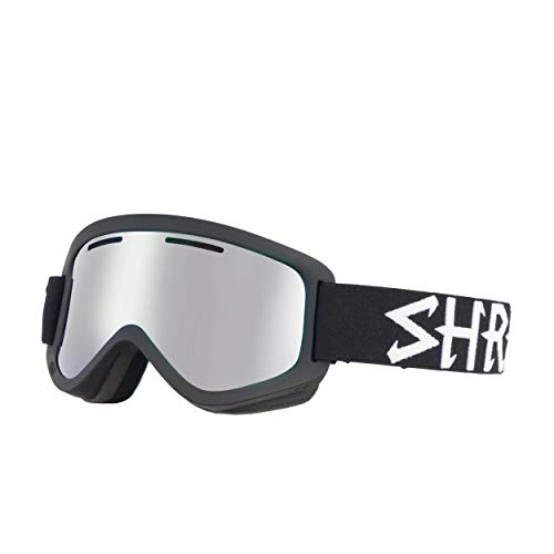 Shred Wonderfy Eclipse Platinum Skibrille, Black, Einheitsgröße