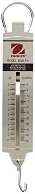 Ohaus 8008 Pull Spring Scales