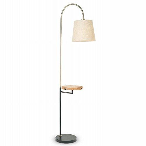 YLXB Nordic hengellampen, oplaadbare staande lamp, theetafel, woonkamer, slaapkamer, nachtkastje, lamp, met USB, draadloos opladen