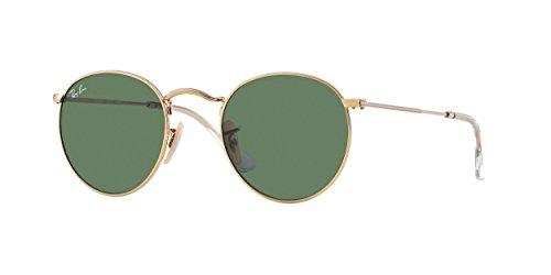 occhiali round metal RB3447 ROUND METAL cod. colore 001 - Misura 50 mm