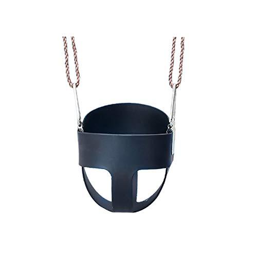 KUKU Swing de bebé, Columpio portátil, Silla de Colgante de Ocio Interior y al Aire Libre, Columpio Porche, Silla de Silla de Dormir Colgando (con Accesorios al Aire Libre)