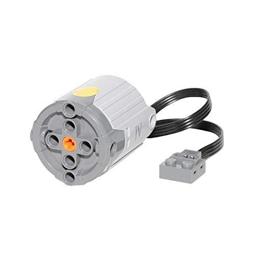 Power-Funktionen|XL Extra Large Motor kompatibel mit der LEGO Tech Serie 8882| Servomotor Teile| Elektrisch Motor,Elektrisch Spielzeug Autos Motor| Einsteckblöcke Kompatibel.