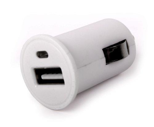 DURAGADGET Adaptador Coche para JYJ De 9' / Unusual 7i / Lenovo MIIX 3 10 / Ideapad MIIX 300 - con Puerto USB