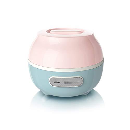 CLING Yogurtera,15W,1L Máquina para Preparar Yogurt Acero Inoxidable, PTC Que Calienta La Fermentación A Temperatura Constante