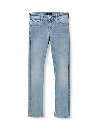 Scotch & Soda Shrunk Tigger Jeans, 3967 Ice Layer, 16 Bambino