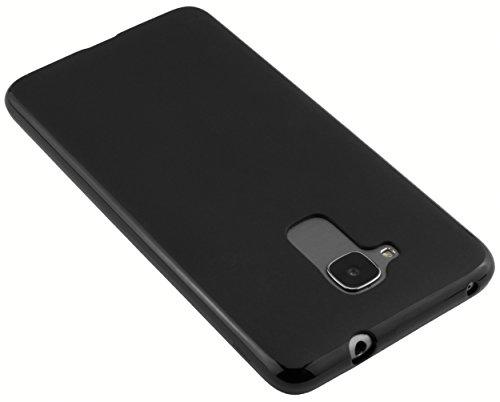 mumbi Hülle kompatibel mit Honor 5C Handy Case Handyhülle, schwarz - 2