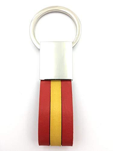 FJR-ArtPiel - Llavero bandera de España