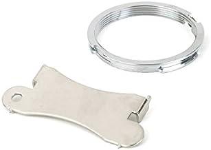 Profession Silver Lens Adapter Ring Focus Infinity M42 Lens Mount Adapter For PK For Pentax K10D K20D KM K7 K200D