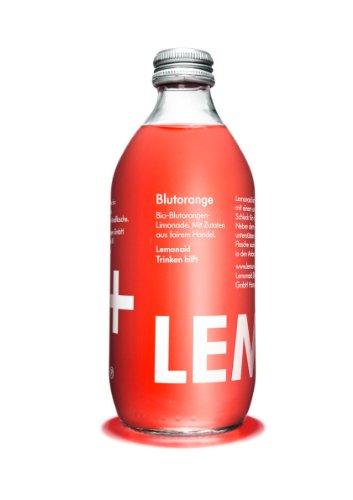 LemonAid Blutorange rot Bio 12 x 330 ml inkl. 1,80€ MEHRWEG Pfand