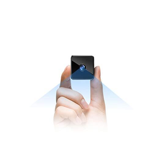 Mini Camara Espia Oculta Wifi Bluetooth, MHDYT HD 1080P Camaras de Vigilancia...